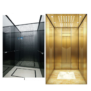 China manufacturer 6-8 person passenger elevator lift for hotel