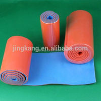 2015 non-toxic fixed first aid bandage roll foam Splint First Aid Training splint Finger splint
