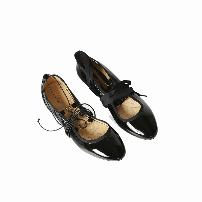 Women Up Flat OEM Dress Private Factory Label Shoes China Shoe Lace RXgqpaR0