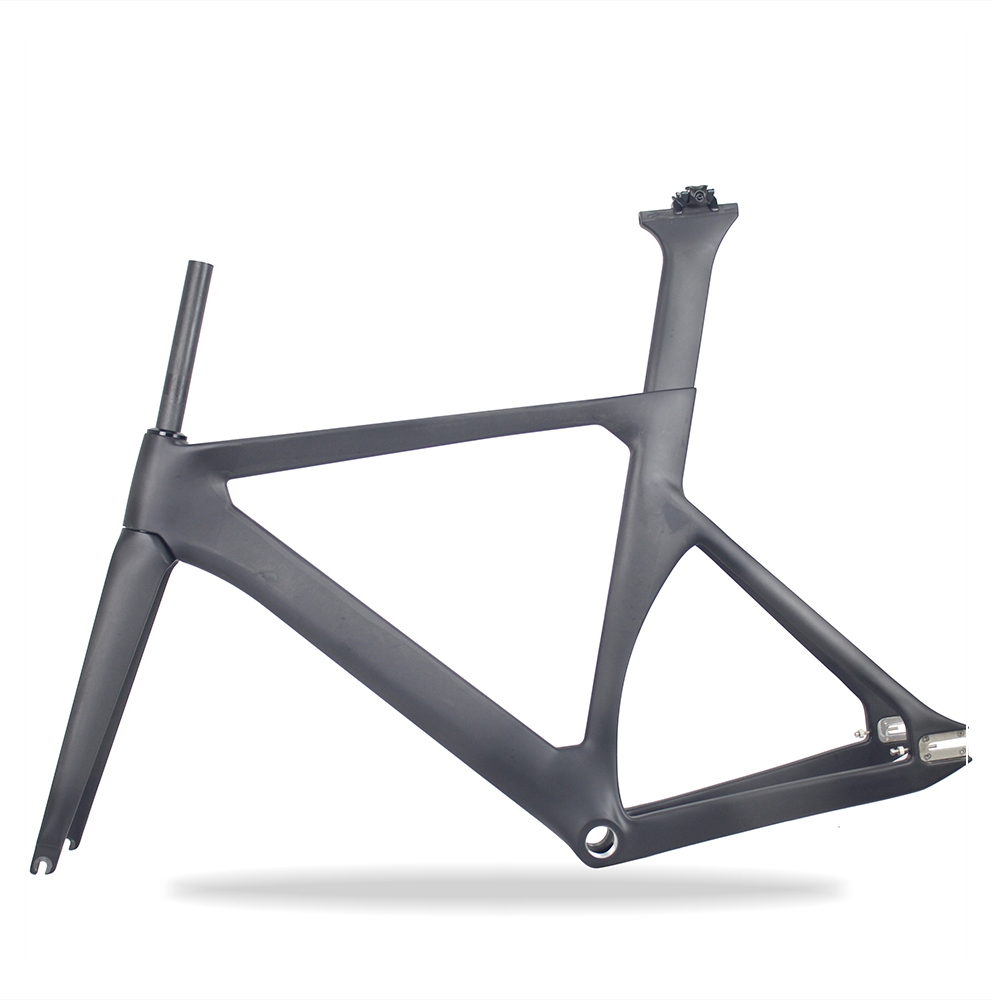 700C Single Speed Carbon Fixed Gear Bicycle Frame from japan