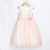 Girls Princess Party Kids Dresses Costume Children Wedding Fancy summer dress girl party dress