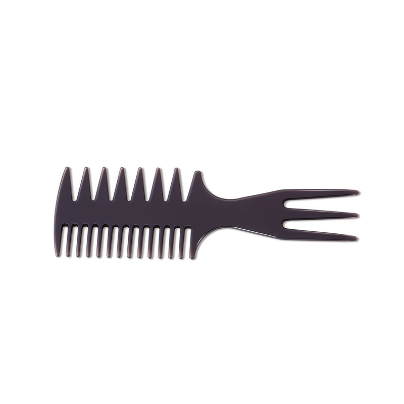 Men 5PCS Hair Combs Set for Styler Insert Hair Pick Paddle Hair Barber Comb