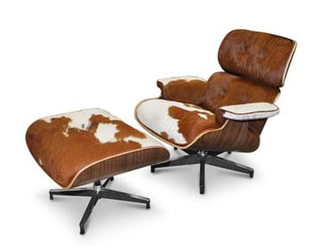 modern classic lounge chair ottoman 9021 a pony buy charles