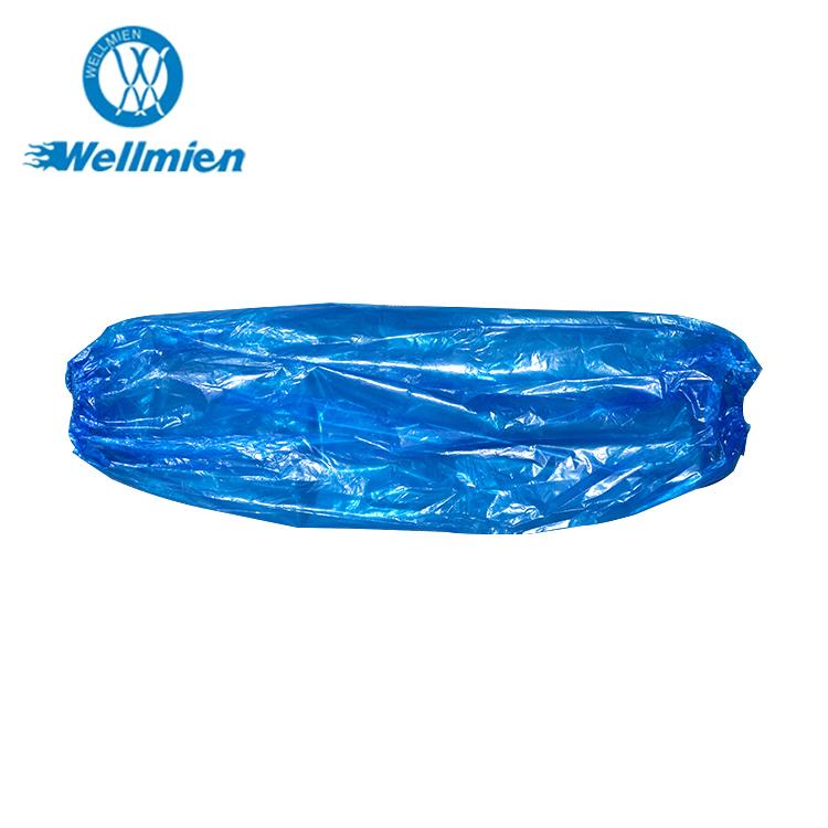 Comfortable Elastic Band Disposable Protective Oversleeve