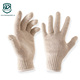 China Products Safety Cotton Gloves Light Weight Knitted Gloves Custom Made Gloves