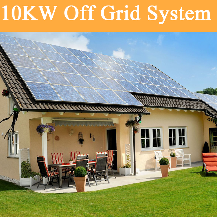 Best Sale 10KVA Off Grid Solar System for Home Use