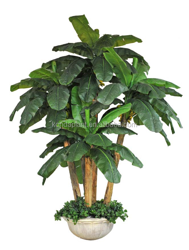 Indoor Home Decorative Artificial Banana Tree.decorative ...