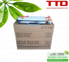 TTD Original Quality Drum Unit NPG37 GPR25 C-EXV23 for Canon IR2018/iR2018i/iR2022/iR2022i/iR2025/iR2030 Imaging Drum