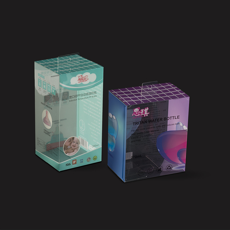 eco friendly clear small clear plastic packaging boxes manufacturer and exporter