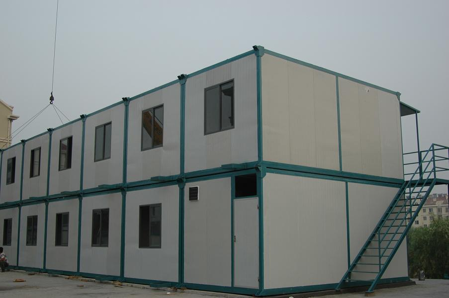 flat pack low cost mordern design prefabricated hotel container