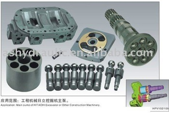 an overview of a vickers incorporated a piston pump company 502640 housing 234204 seat piston rod (see table) +˙ ˝ 427172 screw (4 req'd) torque 19–21 nm (170–190 lbin) 416637 pintle cover 923938 shim kit.