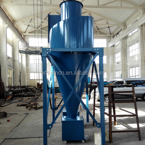 1HP Dust Cyclone Separator, Cyclone Dust Collector Woodworking, Dust Catcher
