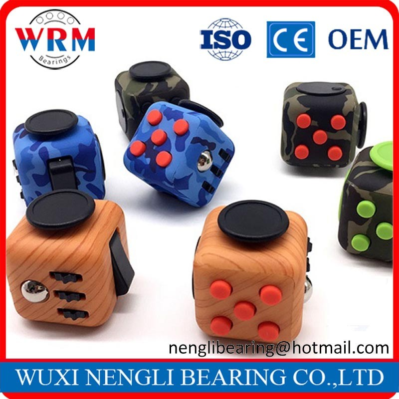 Private Label Fidget Cube Relieves Stress and Anxiety for Children and Adults
