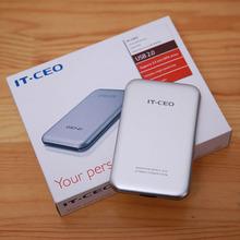 Free shipping Slim Mobile HDD Portable Disk 250GB Storage 2 5 USB2 0 Laptop Desktop External