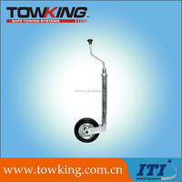 high quality 42mm caravan and boat trailer jockey wheel