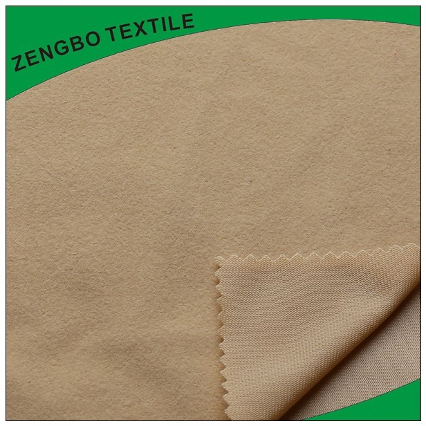 recycled polyester fleece tricot fleece