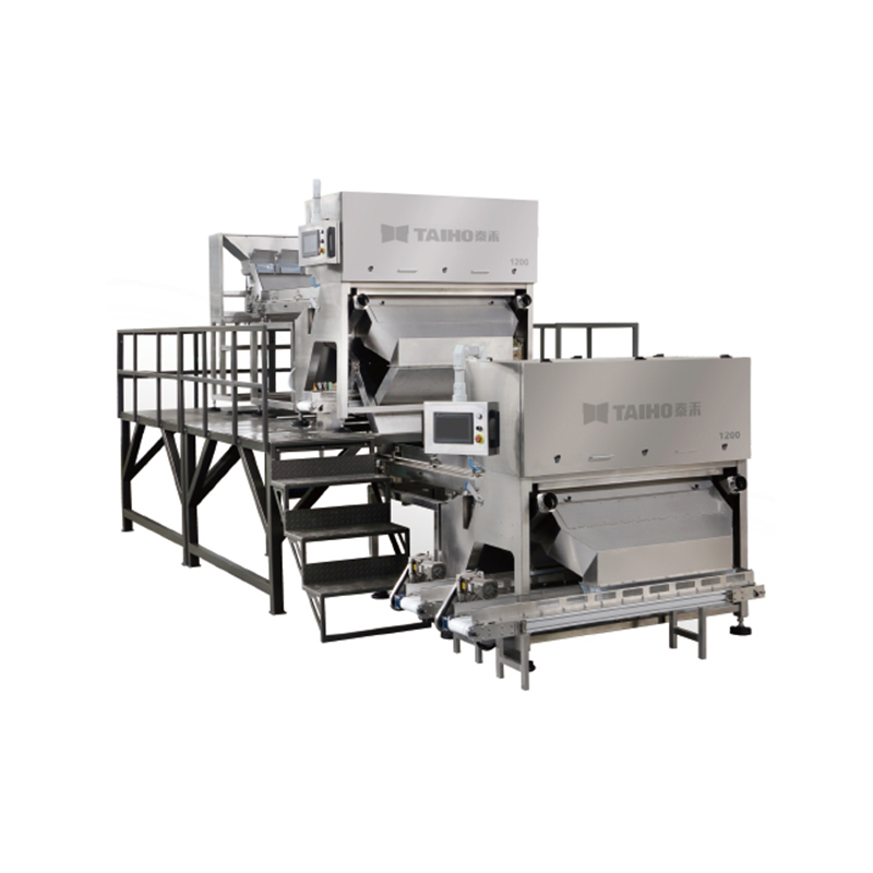 CCD Coffee Bean Color Sorter /Sorting Machine In China