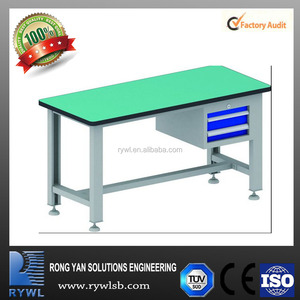 cheap and high quality light duty steel industrial workbench