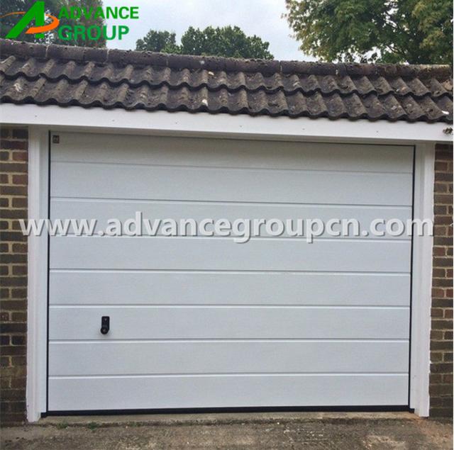 two car garage doordouble garage doorSource quality double garage door from Global