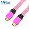 HDMI Cable video cables gold plated Male hdmi splitter 1.4 1080P 3D Cable for HDTV 1.5m