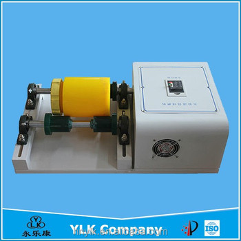 Rolling Ball Mill With Teflon Plastic Jar,Wet & Dry Lab Sample ...