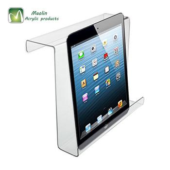 40 Vertical Ipad Sized Treadmill Acrylic Book Holder Buy Book Best Acrylic Magazine Holder For Treadmill
