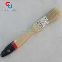 1inch Bristles Paint Brush With Wooden Handle