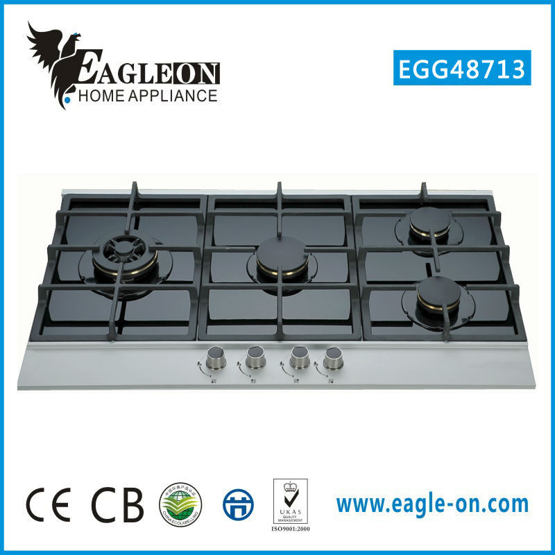good quality European 4 copper burner stove <strong>gas</strong>