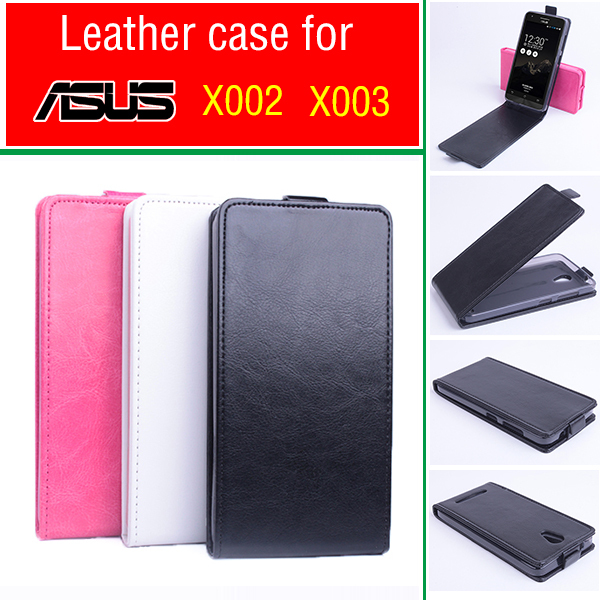 on sale 49119 a5d5b For Asus X002 X003 Business Phone Cases PU Leather Flip Case Brand New Back  Cover Shell Book Case Accessories Mobile Phone Bag