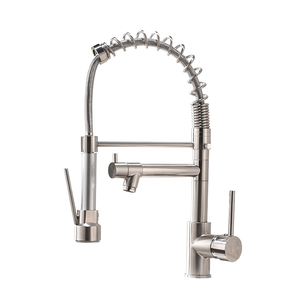 FLG new design taps pull down kitchen faucet