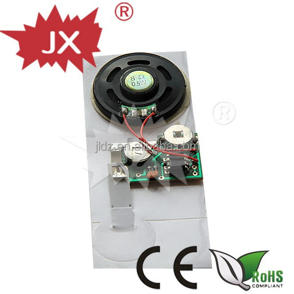 Happy Birthday Song Greeting Card Sound Module For Cards