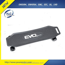 High -speed 35KM/H 4 wheels off road dual motor electric skateboard factory Sale