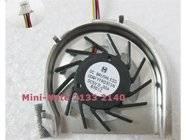 Brand New CPU Cooling Fan For HP Compaq Mini-Note 2133,Mini-Note 2140 Series Laptop - Bare fan, P/N: UDQFYFR11C1N, UDQF2FR02CAS