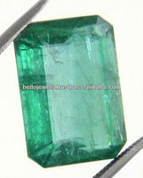 9.05 Ct Certified and Precious Colombian Emerald-Panna Stone