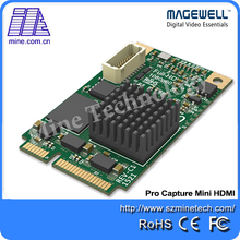 High quality HDMI mini laptop video capture card