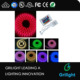 smd 5050 rgb led strip with remote control and led driver complete set
