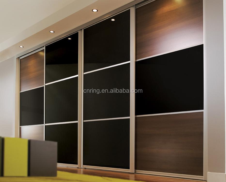 modern unique sliding wardrobe design bedroom furniture closet organizers - Modern Wardrobe Designs For Bedroom