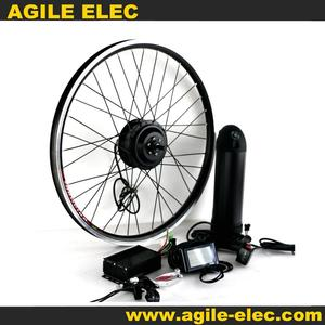 Agile 36V 250W Wholesale Electric Bicycle Conversion Kit/E Bike Parts With CE