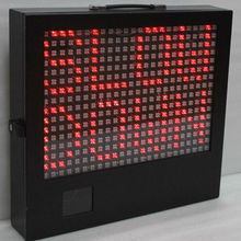 2012 new style of Led display for speed meter