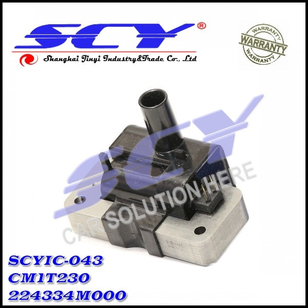 Ignition Coil For Nissan Quest Pathfinder Xterra 5c1661 Cmit230 Cm1t230  Cmit230b Cm1t230b - Buy Ignition Coil For Nissan Quest Pathfinder