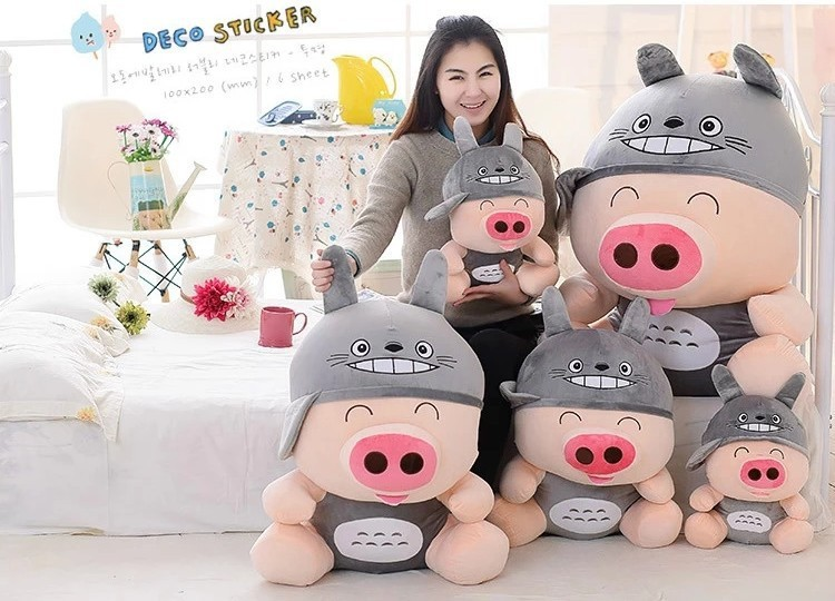 China supplier Wholesale children cute pig stuffed animal Plush toy