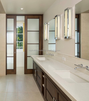 2018 hardwood bathroom pocket sliding door