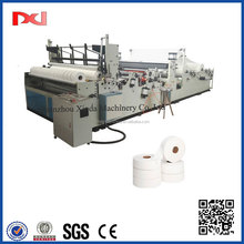 High technology Industrial Maxi Roll Toilet Roll Tissue Making Machine