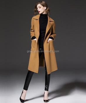 5f5ad2429103e korean style fashion woolen over coat latest women s long jacket women  winter wool coat cover women