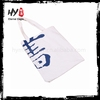 Hot sale plain cotton canvas tote bag made in China