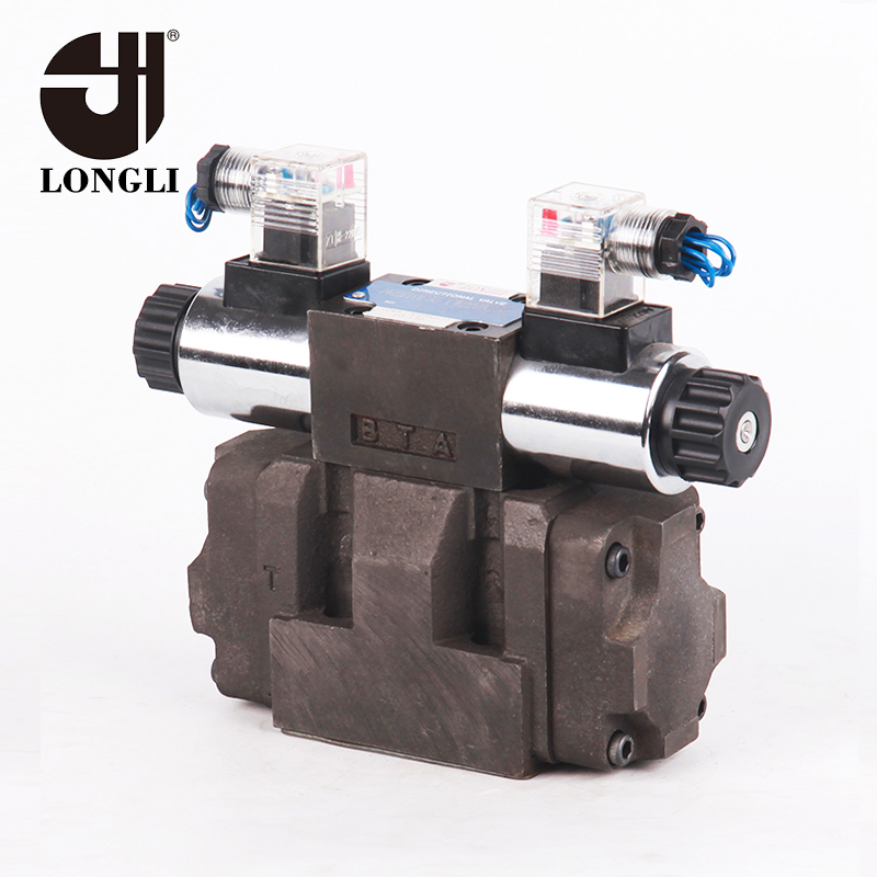 4WEH10 Rexroth 12 volt Hydraulic control valve power units part