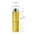 factory price cosmetic 10ml bamboo mist spray perfume bottle with glass inner