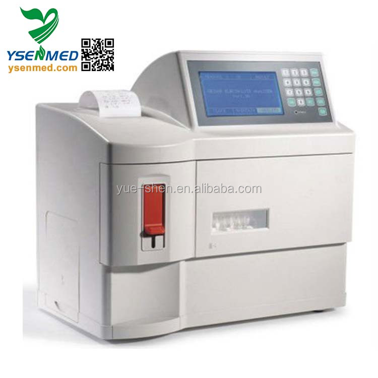 YSTE-200GE Best Price Automated Electrolytic Blood Gas Electrolyte Analyzer Machine For Sale
