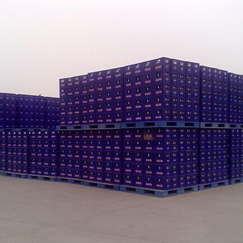 Heavy duty Double face warehouse factory plastic pallet