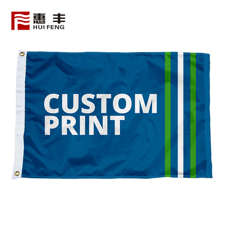 Personalized Custom Printed Polyester National Flags Of The World